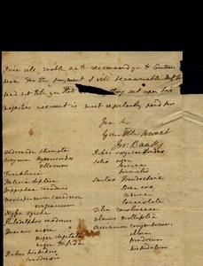 Banks to Marshall, February 6, 1788