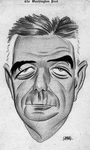M. L. Wilson cartoon. USDA History Collection
