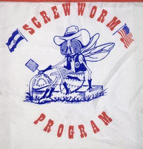 Thumbnail for the first (or only) page of Screwworm Program/ Nicaragua:  Programa Gusano Barrenador.