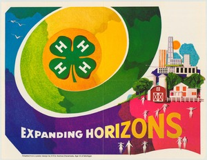 Thumbnail for the first (or only) page of Expanding Horizons (1979-80)..