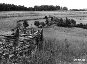 Thumbnail for the first (or only) page of Farm fencing.
