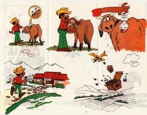 Thumbnail for the first (or only) page of Cura la Herida y Lleva una Muestra de la Gusanera.