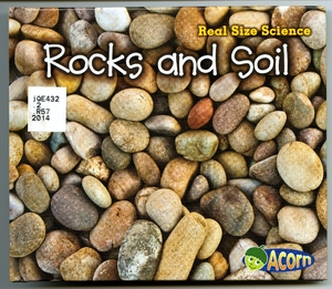 Thumbnail for the first (or only) page of Rocks and soil.