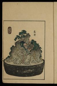 Thumbnail for the first (or only) page of Tokaido Gojusan-eki Hachiyama Edyu, Vol I, Page 13.