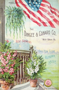 Thumbnail for the first (or only) page of Our new guide : autumn 1898 by Dingee & Conard Co., West Grove, PA.