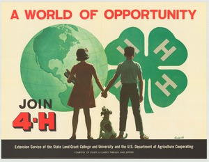 Thumbnail for the first (or only) page of A World of Opportunity (1967)..