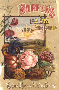 Thumbnail for the first (or only) page of Burpee's Farm Manual.