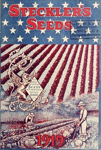Thumbnail for the first (or only) page of Steckler's seeds, New Orleans, Louisiana.
