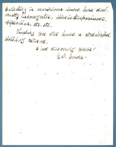 Thumbnail for the first (or only) page of Letter from G.W. Carver to Mr. [Paul R.] Miller - page 2.