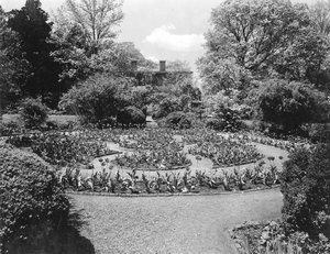 Thumbnail for the first (or only) page of Hermitage garden.