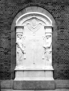 Thumbnail for the first (or only) page of USDA War Memorial.