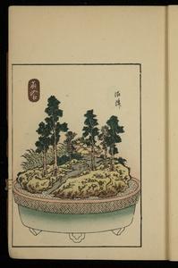 Thumbnail for the first (or only) page of Tokaido Gojusan-eki Hachiyama Edyu, Vol I, Page 19.