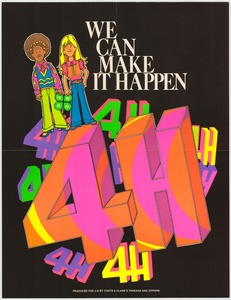 Thumbnail for the first (or only) page of We Can Make It Happen (1974)..