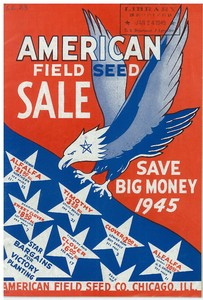 Thumbnail for the first (or only) page of American Field Seed Company, Chicago, Illinois.