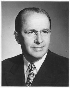 Portrait of E. T. Benson
