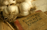 Farmer's Pocket Ledger book (Copyright IStock)