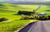 Farmland scene. (Copyright IStock)