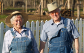 Senior farming couple (Copyright IStock).