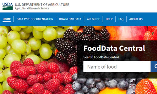 Food and Nutrition Information Center  NAL USDA