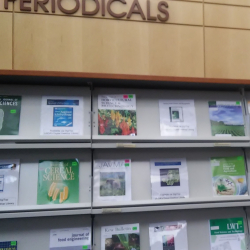 A variety of journal publications